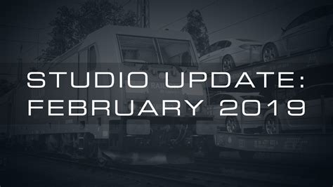 Train Sim World Studio Update