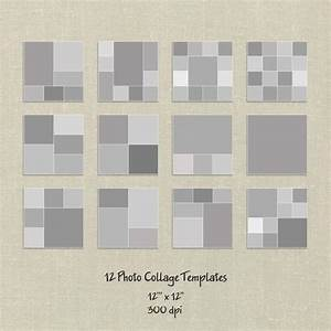 Collage Template Photoshop 12 Photo Templates Photo Collage Template Photoshop Collage