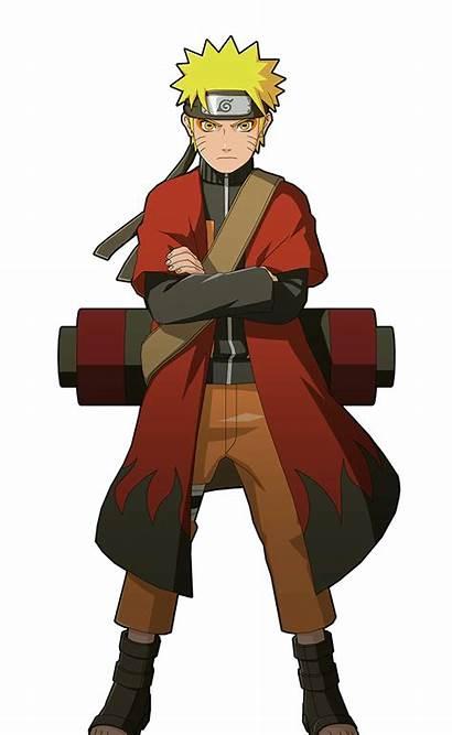 Naruto Sage Mode Deviantart Uzumaki Shippuden Storm