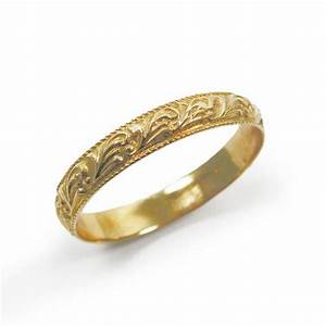 moroccan 14k yellow gold floral design ring or by With moroccan wedding rings