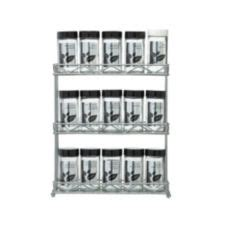 Spice Racks Canada by Unfilled Wire Spice Rack 15 Jar Canadian Tire