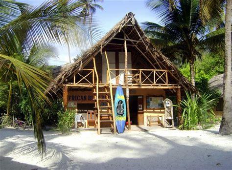 Beach Hotel Evergreen Bungalows In Zanzibar Archipelago