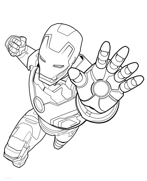 iron coloring pages coloring page iron