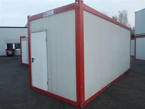20 Fuß Container In Meter : 20 fuss wc container gebraucht ~ Frokenaadalensverden.com Haus und Dekorationen