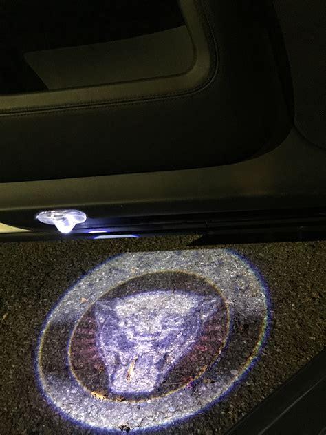 16R mirror puddle light? - Jaguar Forums - Jaguar ...