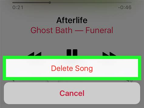 delete song from iphone 2 easy ways to delete on your iphone wikihow 1934