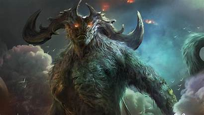 Fantasy Creature Wallpapers Creatures Background Cool Beasts