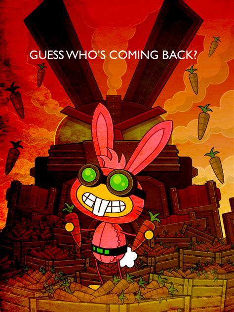 fuzzy bs poptropica blog  return   evil dr hare