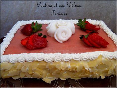 fraisier peuline et ses d 233 lices