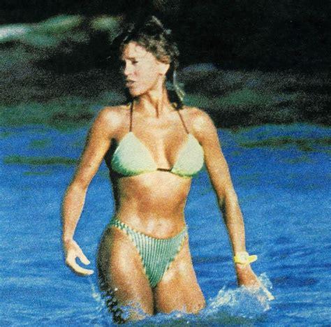 jane fonda bikini 1530 best sk 248 nne kvinder images on pinterest white