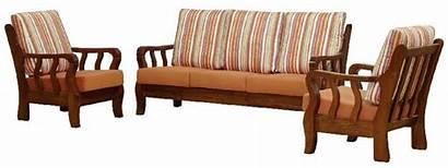 Sofa Wooden India Furniture Wood Sets Timber