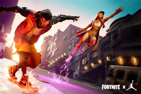 Want Nikes Latest Jordans Theyre Only On Fortnite Adage