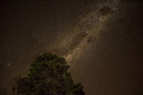 Milky Way Galaxy During Nighttime Free Stock Photo