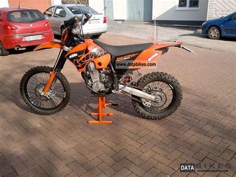 ktm exc 400 2007 ktm 400 exc racing moto zombdrive
