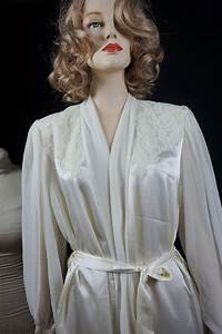 vintage christian dior silky sheer old hollywood glamour With robe drapée haute couture