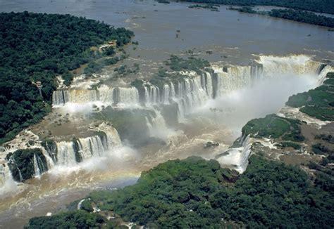 Touristsparadise Iguazu Falls Argentina