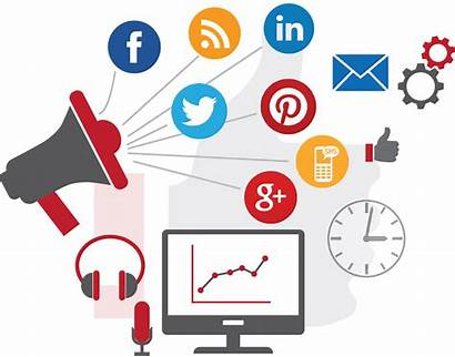Marketing Digital Vector Marketer Social Services Generation