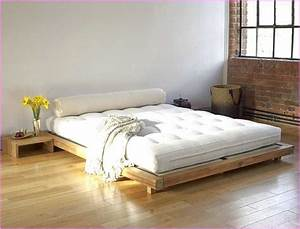Japanese Style Bed Frame — Incredible Homes : Build