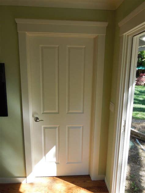 door  comprised   parts side casing