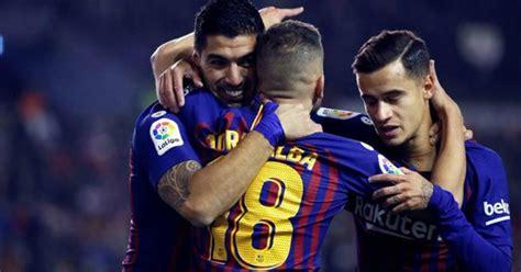 Resultado Rayo Vallecano vs Barcelona – J11 – La Liga