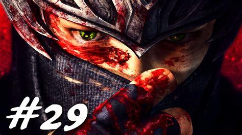 Ninja Gaiden 3 Razors Edge Ps3 Playthrough Part 29 Final
