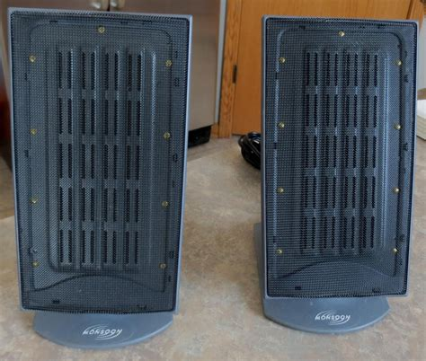 monsoon mm  pc speakers  sale canuck audio mart