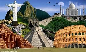 Turismo: Las Maravillas del Mundo Moderno – Issuespost
