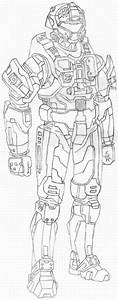 Spartan with C.O.B. Armor by DarkJutsu on DeviantArt