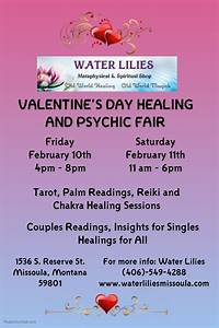 Valentines Day Healing and Psychic Fair 02/10/2017 ...