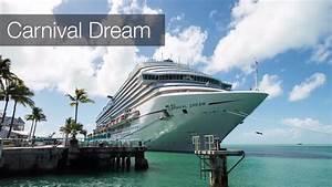 Carnival Dream Highlights