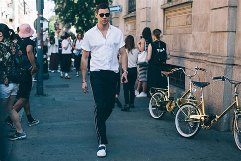 The Best Street Style From Milan Men Fashion Week