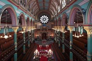 Look Inside Liverpool U0026 39 S Oldest Synagogue