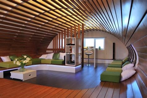 Creative Ceiling In A Room by The Advantages Of Wood Ceiling In Contemporary Home