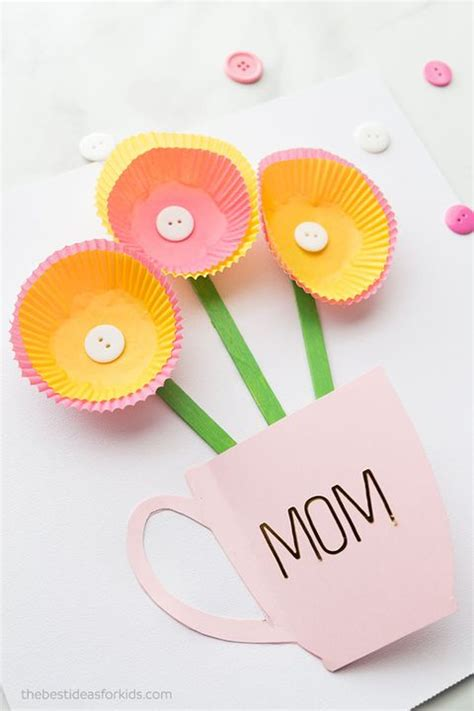 diy mothers day crafts easy homemade gifts