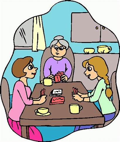 Playing Cards Clipart Clip Play Deck Leisure