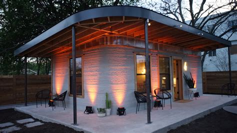 3D-printed home built in 24 hours could tackle homelessness