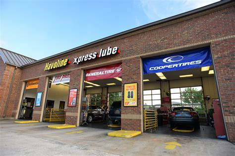 Contact Havoline Xpress Lube & Tire Pros  Tires And Auto