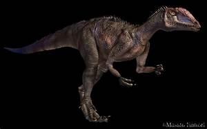 Gojirasaurus dinosaur