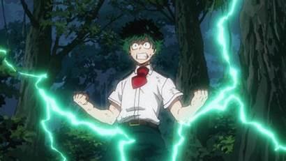 Hero Midoriya Izuku Quirk Academia Gifs Giphy