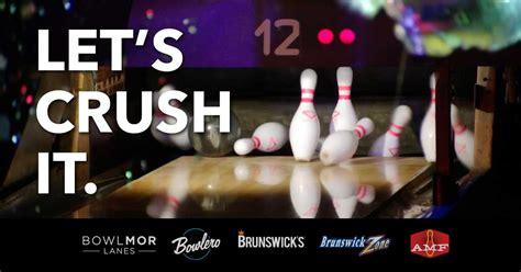 Bowling Makes Saturday Night More Fun