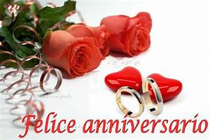 Moda Felice Anniversario Matrimonio XD68 Pineglen