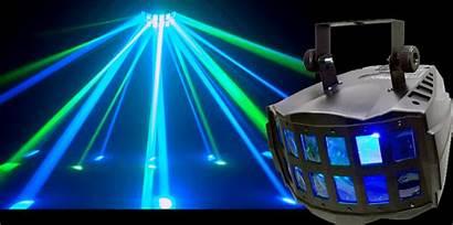 Double Derby Led Disco Dj Lights Lighting