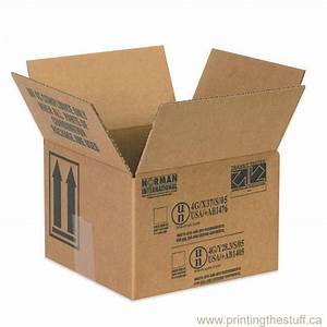 Corrugated Packing Boxes  Cardboard Boxes Toronto