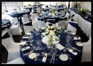navy blue wedding decorations wedding event hire products