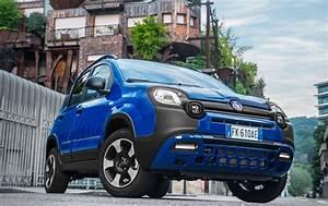 Nouvelle Fiat Panda : city cross et wild 4x4 les deux nouvelles versions de la fiat panda ~ Maxctalentgroup.com Avis de Voitures