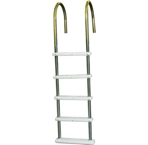 Above Ground Pool Ladder For Deck by Premuim Stainless Steel Above Ground Pool Ladder Pc Pools