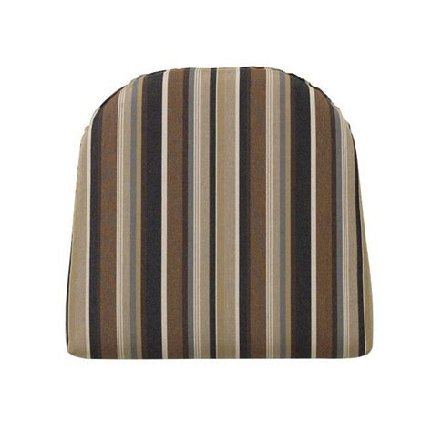 home decorators collection sunbrella espresso stripe