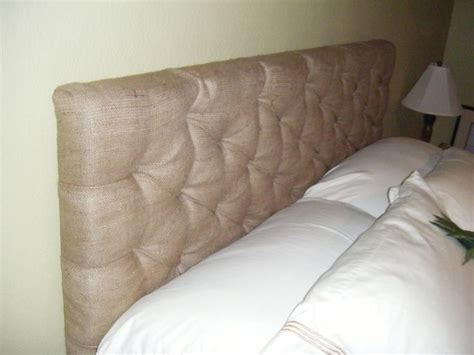 How To Make Your Own Tufted Headboard by Link To A Tutorial On How To Make A Tufted Headboard