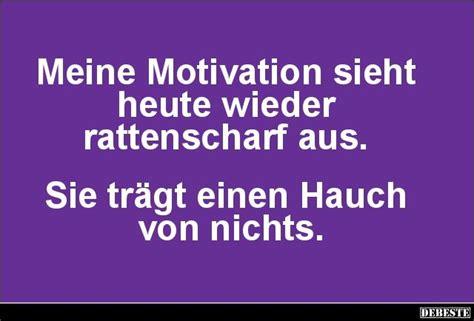 meine motivation sieht heute wieder rattenscharf aus