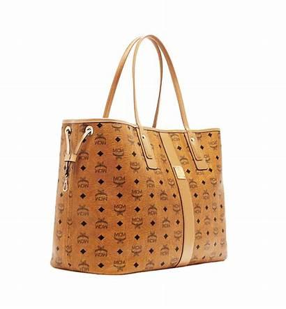 Mcm Shopper Liz Visetos Reversible Dm Soft